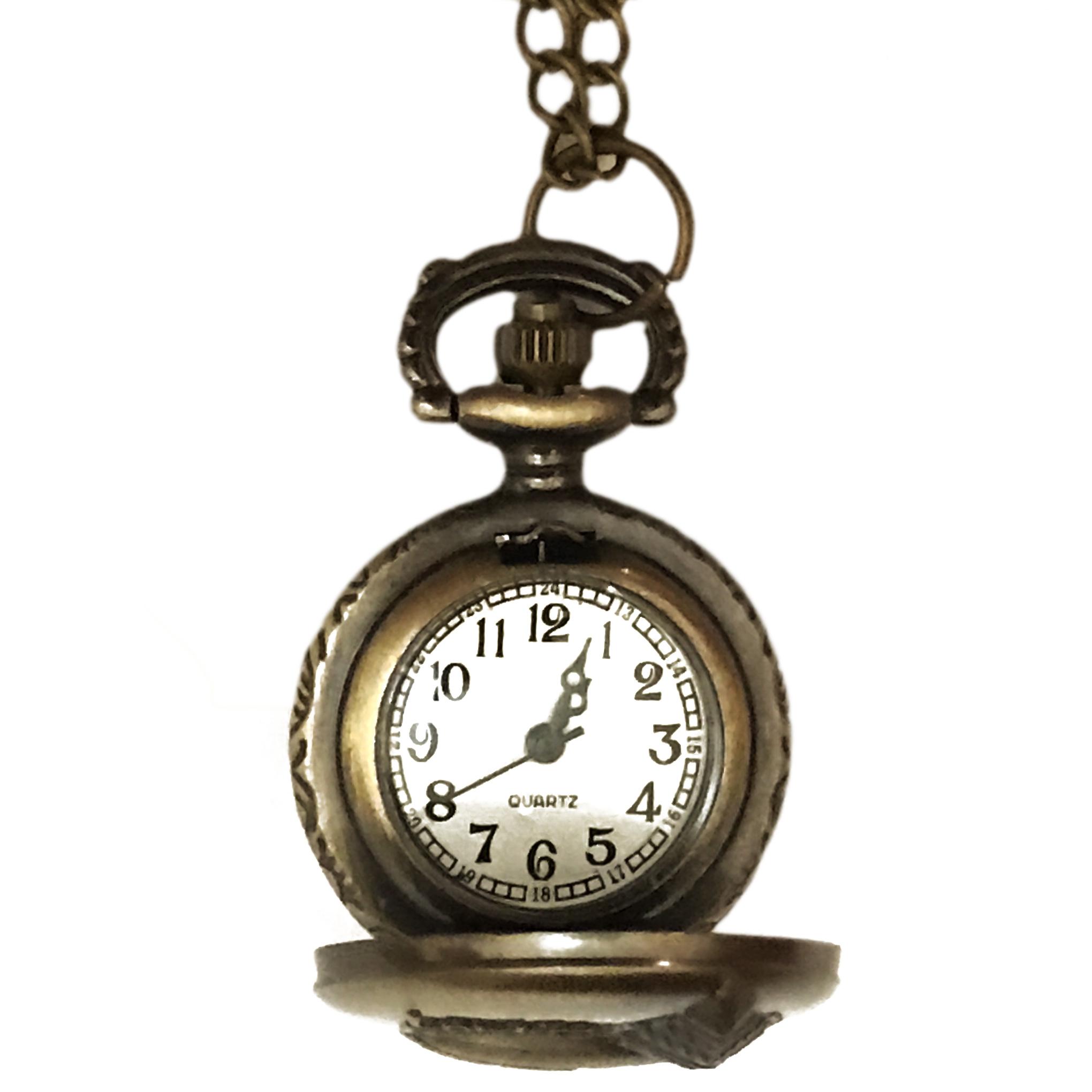 ساعت گردنبندی عقربه ای کد HF11