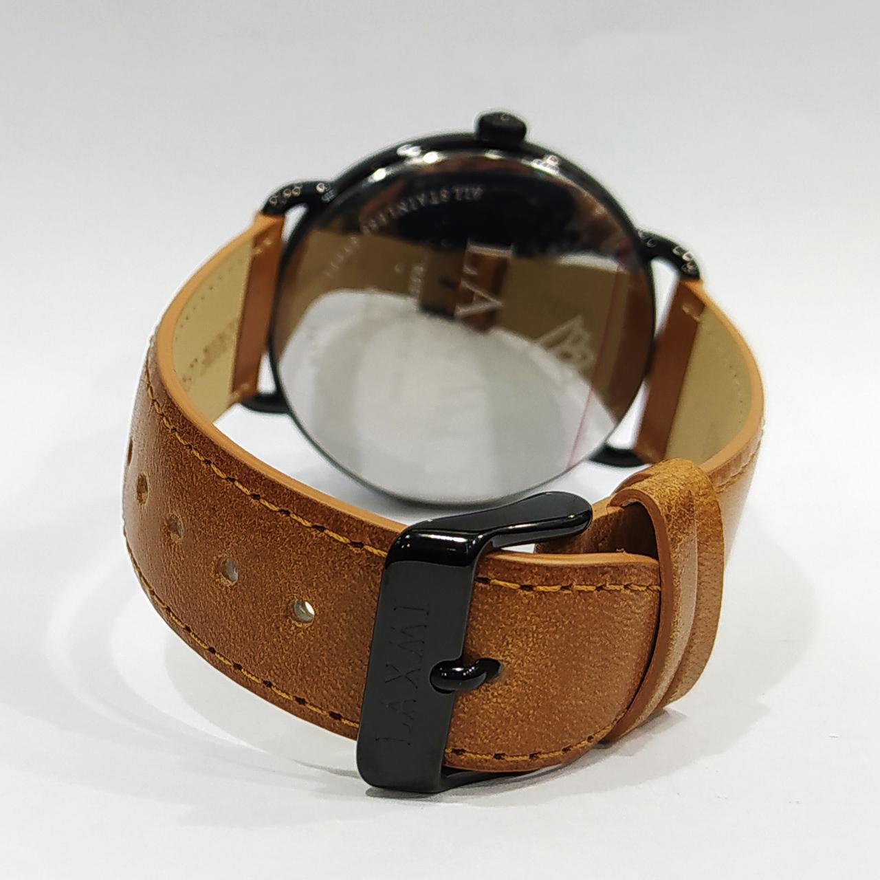 ساعت مچی عقربهای مردانه لاکسمی مدل 4-8096