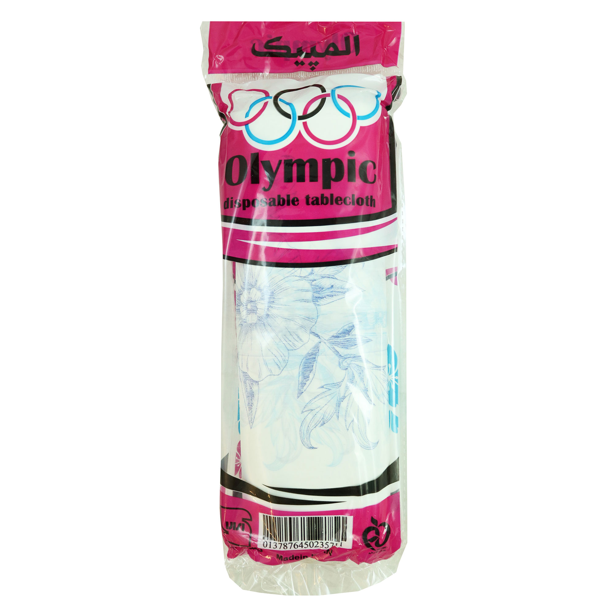 سفره یکبار مصرف المپیک کد BG01 رول 50 متری