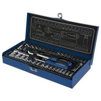 مجموعه 40 عددیآچار و سری بکس هیوندای مدل SS-3840