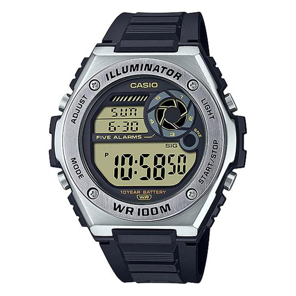 ساعت مچی دیجیتال مردانه کاسیو مدل MWD-100H-9AVDF