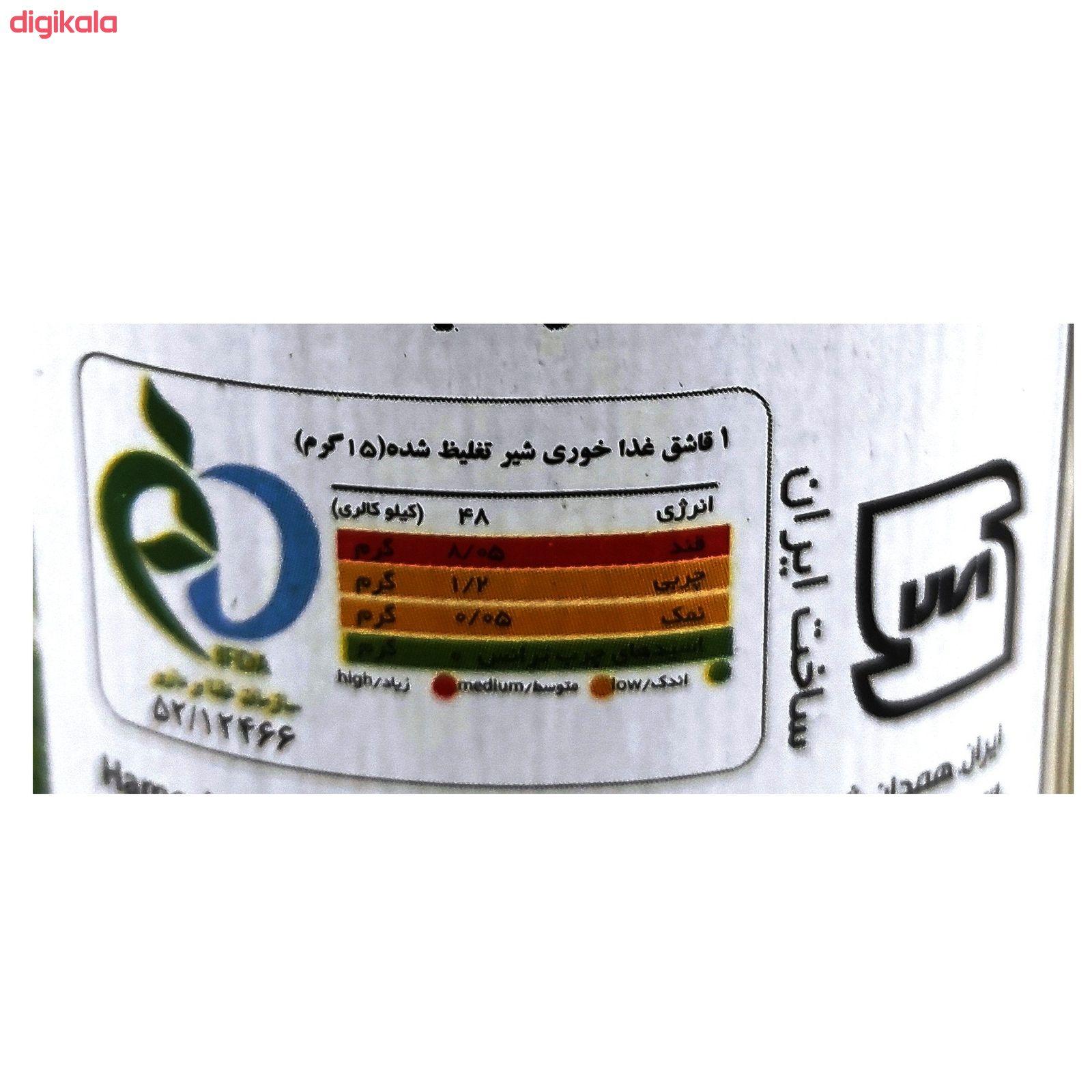 دسر شیر تغلیظ شده شیرین البحر - 387 گرم main 1 1