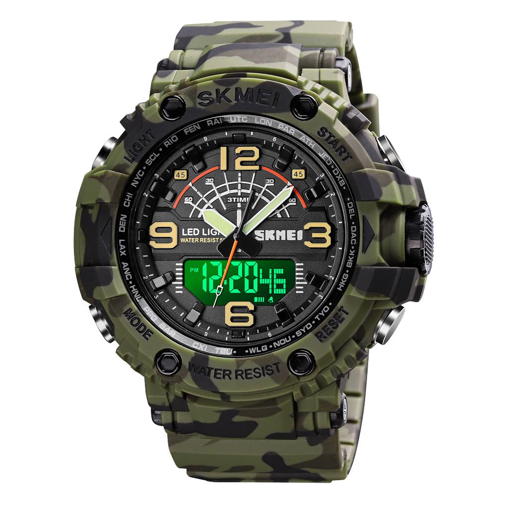 ساعت مچی  مردانه اسکمی مدل 1617G              اصل