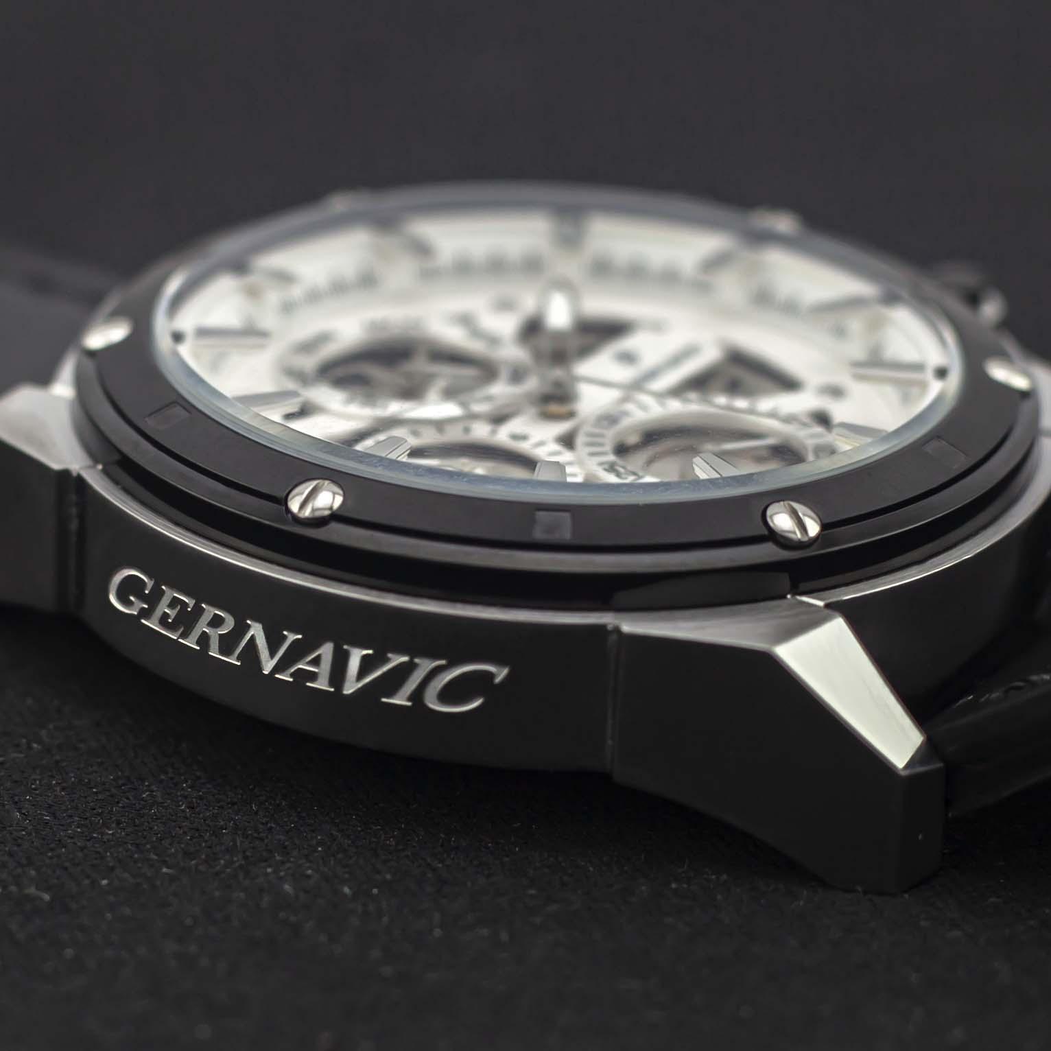 ساعت مچی عقربهای مردانه گرناویچ مدل 450MBSW