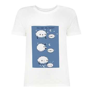 تی شرت آستین کوتاه زنانه مدل SK99Wiwa-002