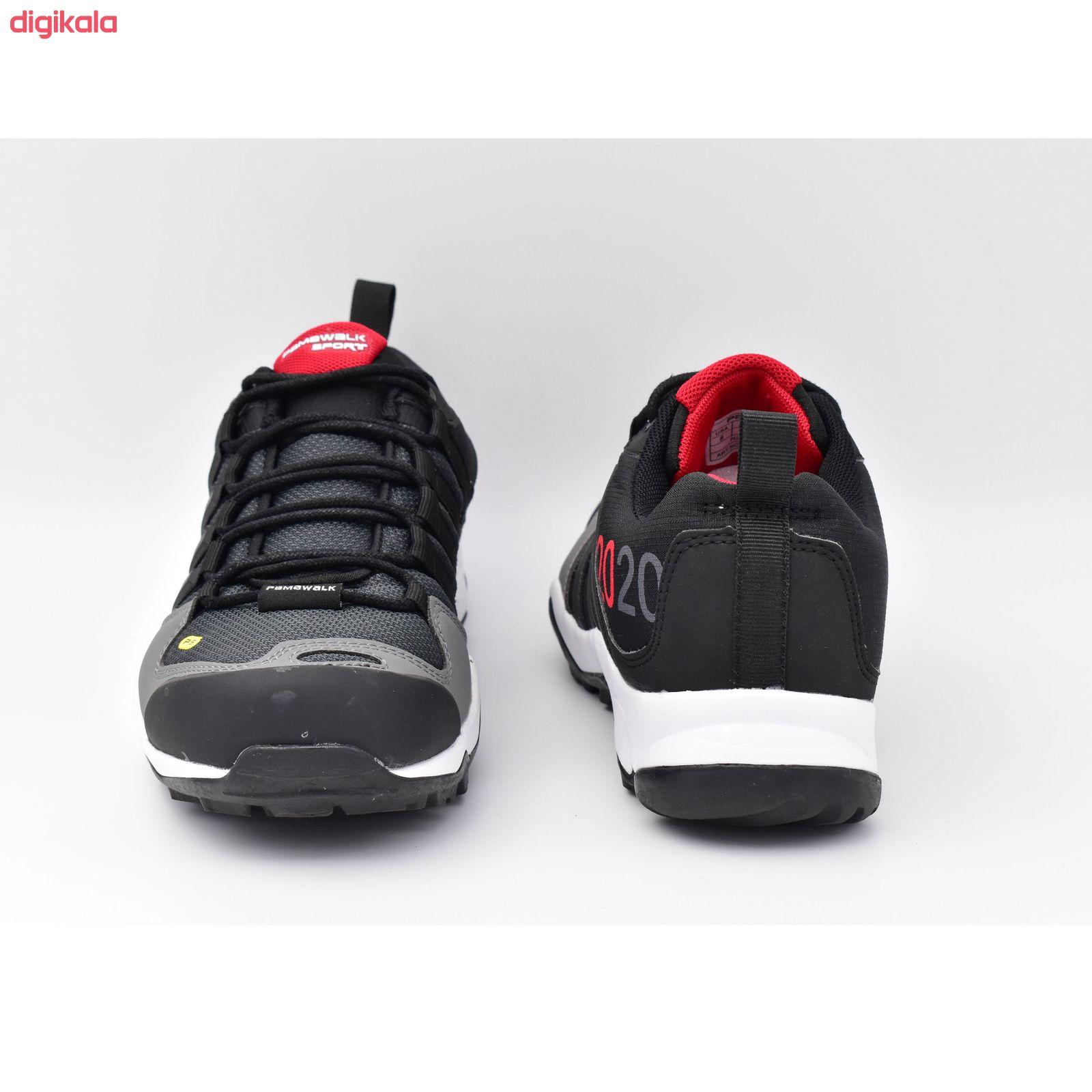 کفش پیاده روی مردانه پاما مدل TT کد 1080-2 main 1 10