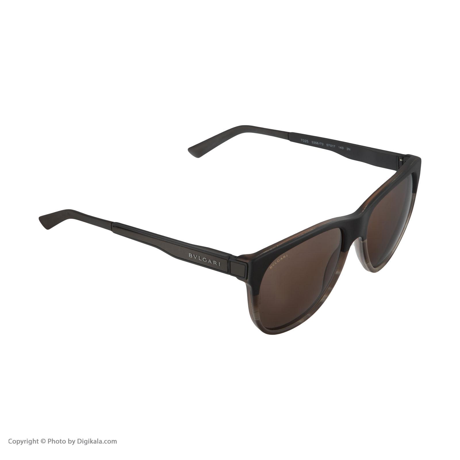 عینک آفتابی بولگاری مدل BV7025S 535673 -  - 5