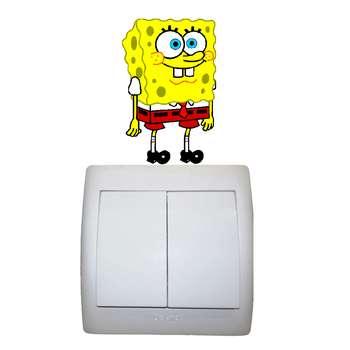استیکر مستر راد طرح باب اسفنجی کد 005 SpongeBob