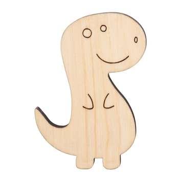 اسباب بازی چوبی مدل دایناسور