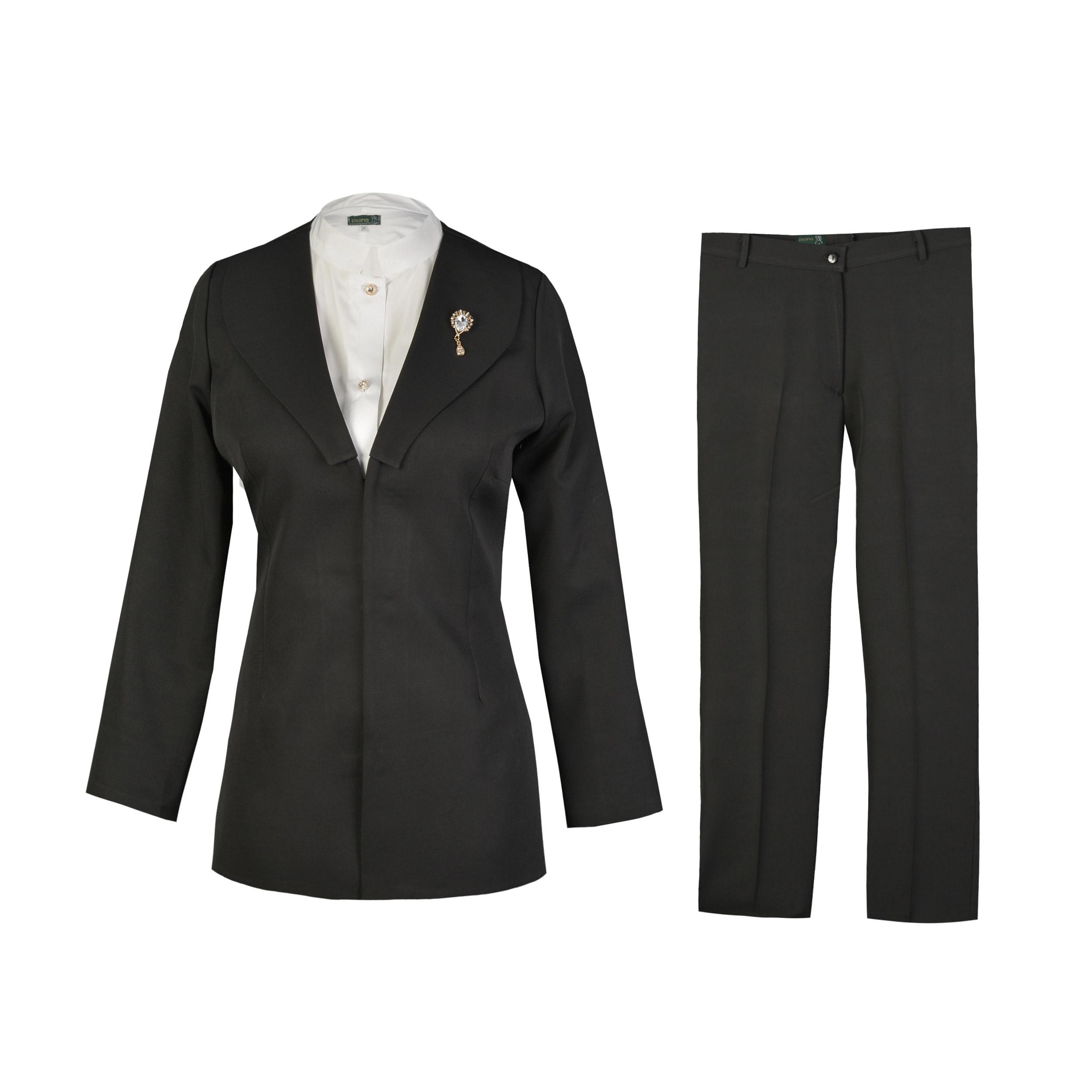 ست 3 تکه لباس زنانه السانا مدل آرنیکا کد 67901