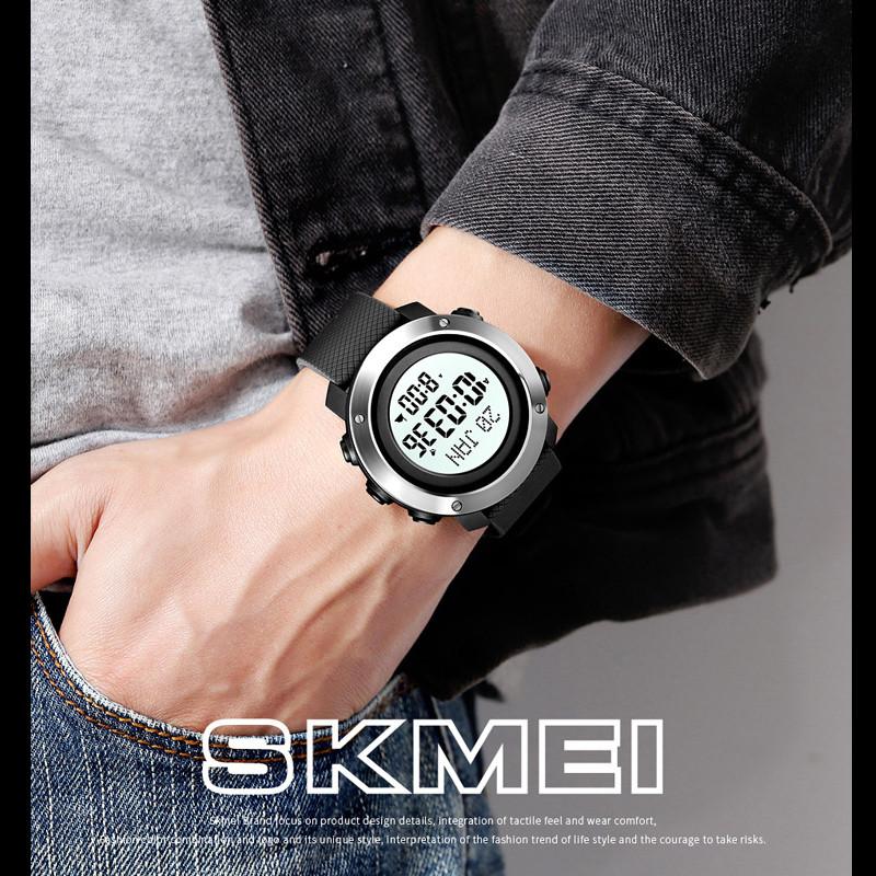ساعت مچی دیجیتال مردانه اسکمی مدل 1728S