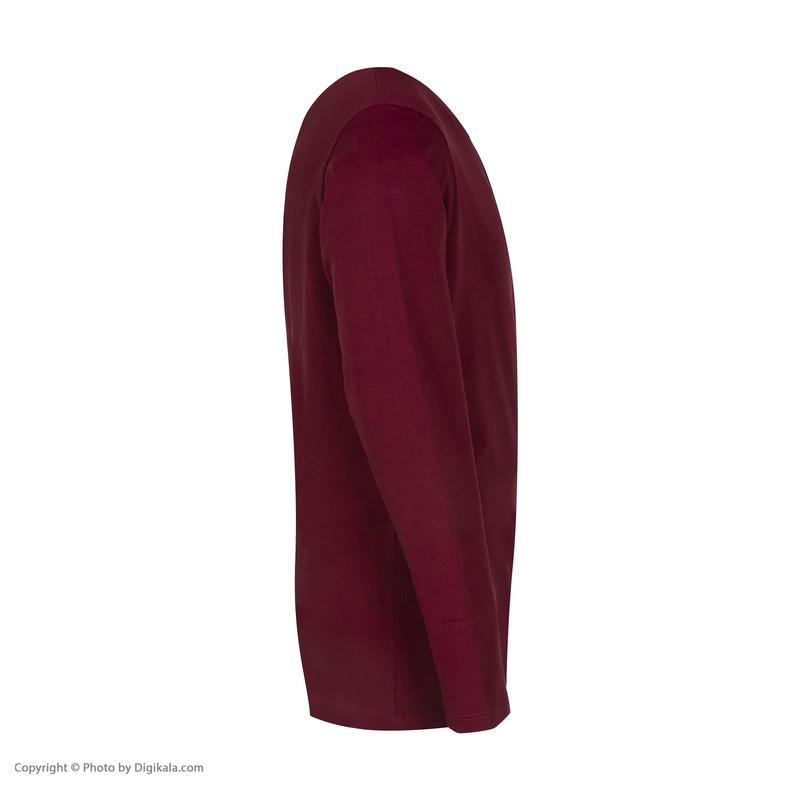 تیشرت آستین بلند مردانه سون پون مدل 2391136-70