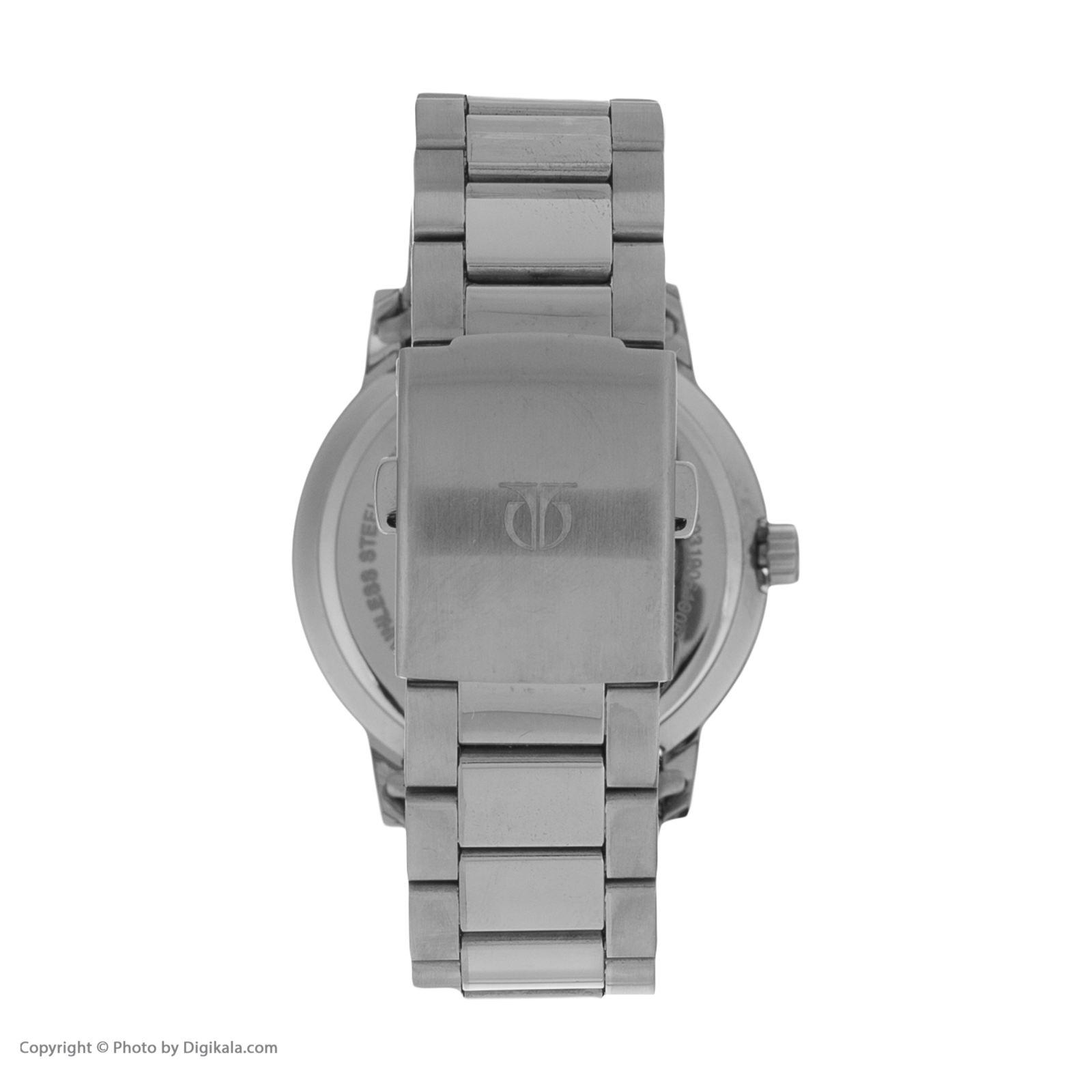 ساعت مچی عقربه ای مردانه تیتان مدل T1730SM03 -  - 3