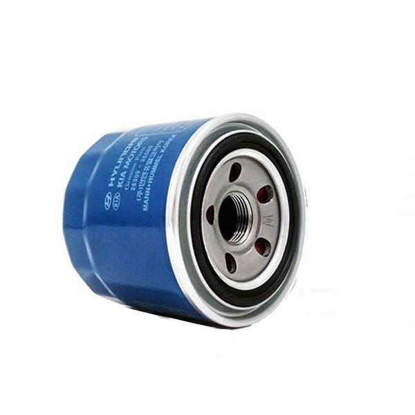 فیلتر روغن خودرو هیوندای جنیون پارتس مدل 35505 مناسب برای هیوندای ازرا گرندجور