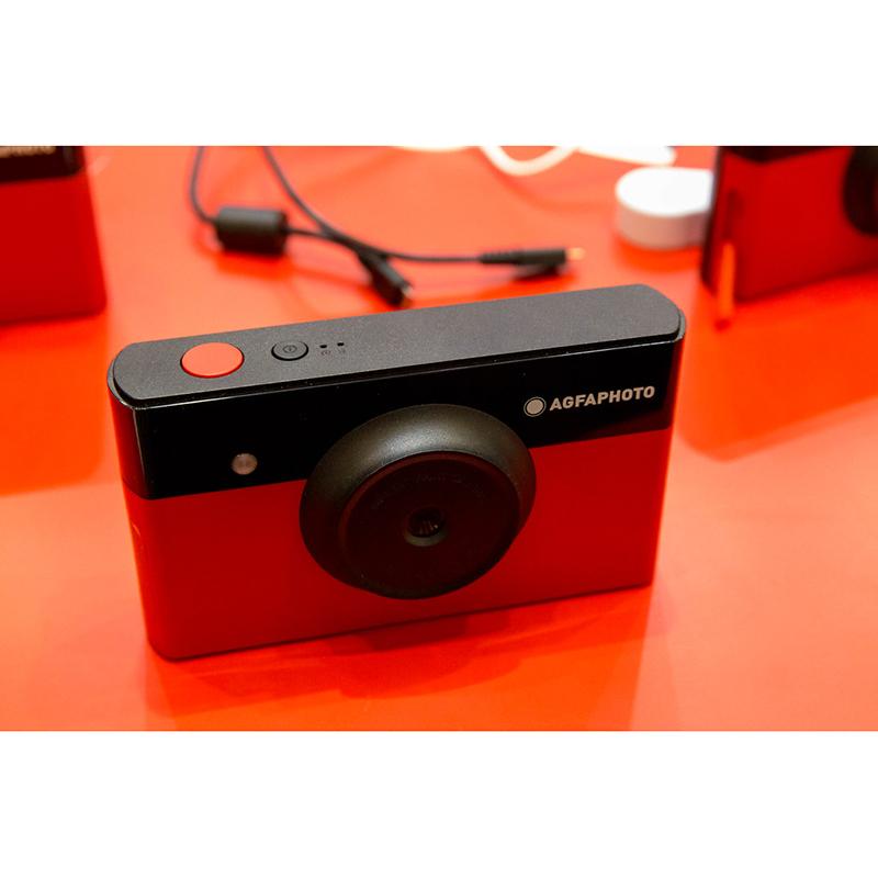 دوربین دیجیتال آگفافوتو مدل Realipix Mini S AMS23RD thumb 4