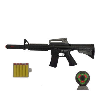 تفنگ بازی گلدن گان مدل naabsell-p50 مجموعه 3 عددی