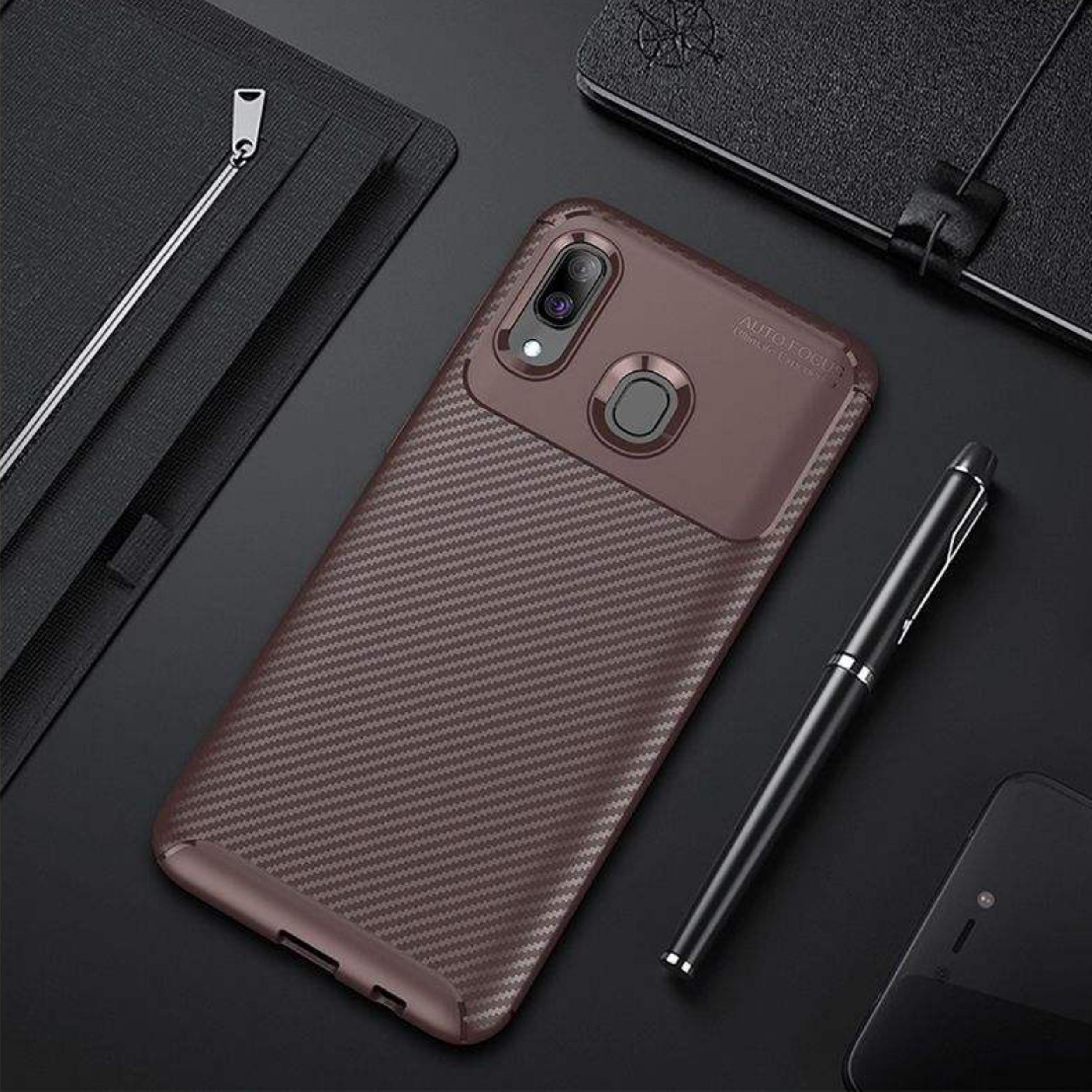 کاور لاین کینگ مدل A21 مناسب برای گوشی موبایل سامسونگ Galaxy A20/ A30/M10s thumb 2 11