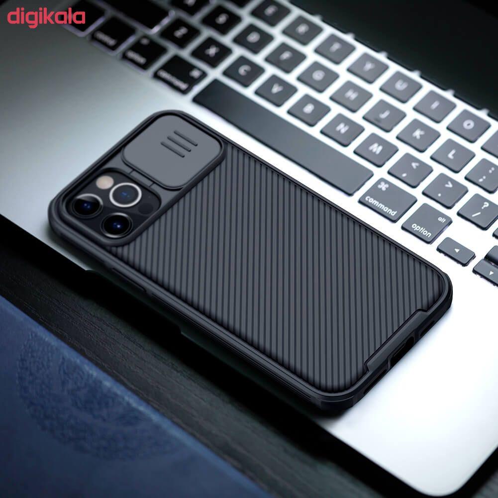 کاور نیلکین مدل Camshield Pro مناسب برای گوشی موبایل اپل IPhone 12 Pro Max main 1 13
