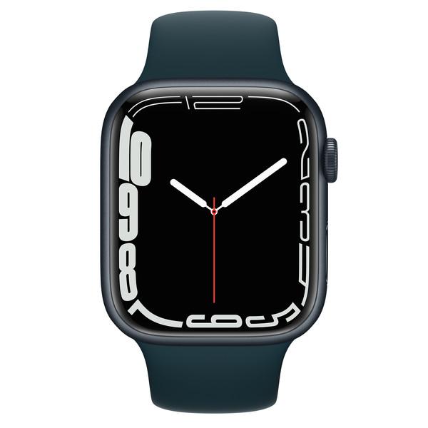 ساعت هوشمند اپل واچ سری 7 مدل 45mm Aluminum