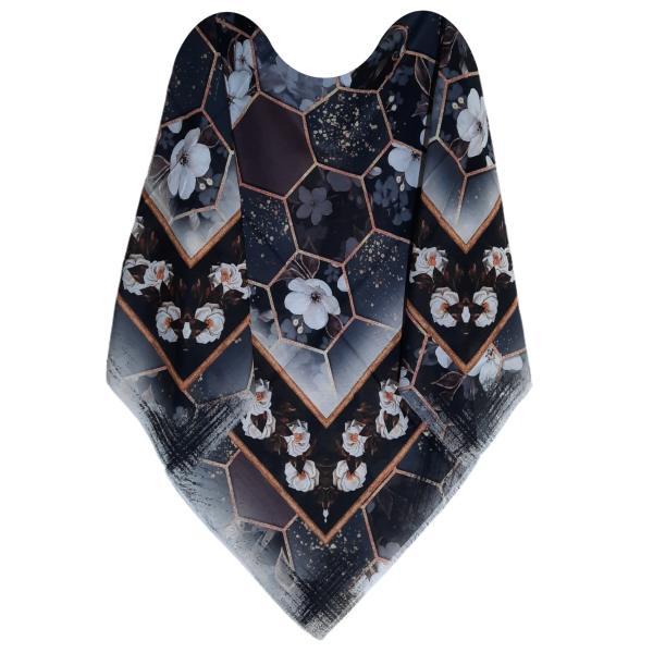 روسری زنانه مدل ریشه پرزی Kandoo 140
