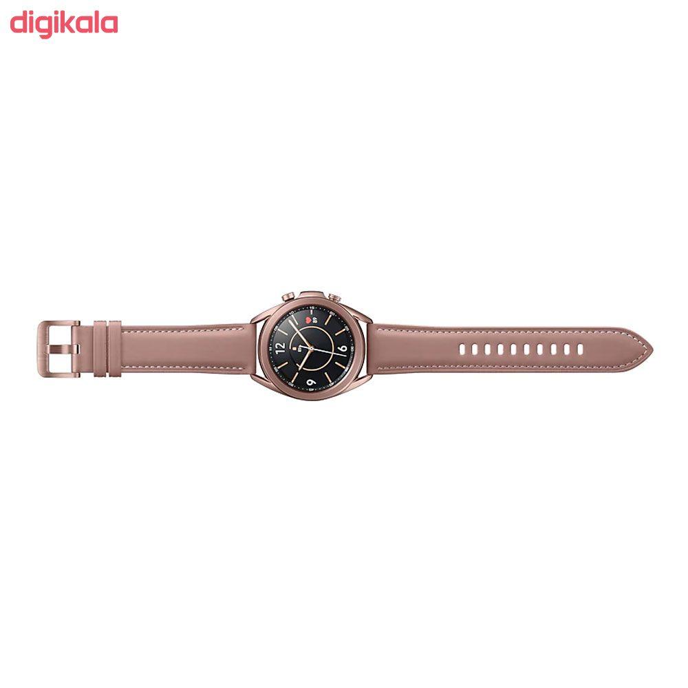 ساعت هوشمند سامسونگ مدل Galaxy Watch3 SM-R850 41mm main 1 10