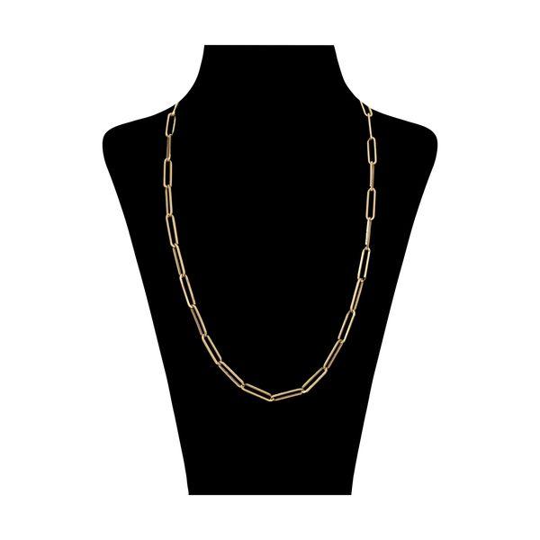زنجیر طلا 18 عیار زنانه مایا ماهک مدل MM1273