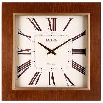 ساعت دیواری لوتوس مدل 9911