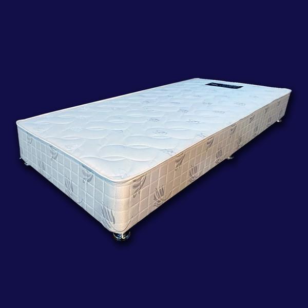 تخت خواب یک نفره کد B702 سایز 200 × 120 سانتیمتر