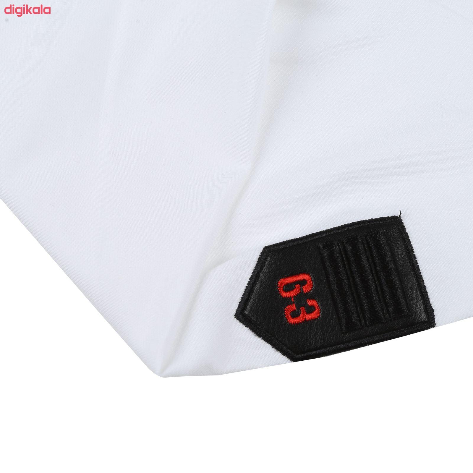 پیراهن پسرانه ناوالس کد 20119-WH main 1 5