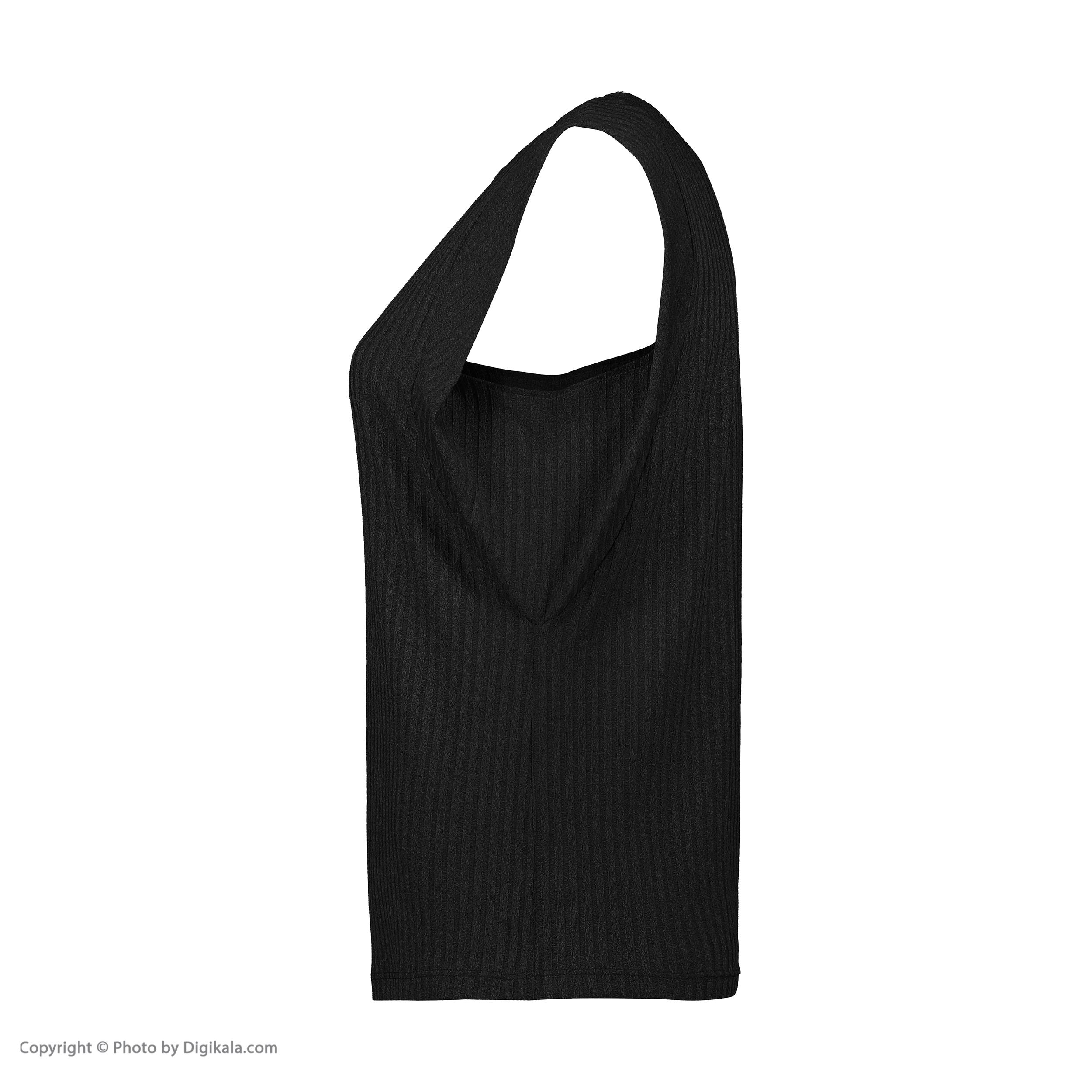 بلوز زنانه هالیدی مدل 805204-black
