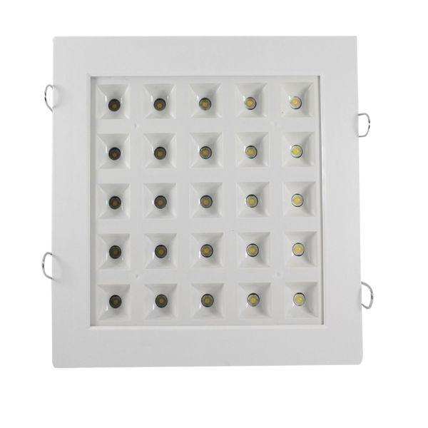 چراغ سقفی رشد گیاه 25 وات مانی نور لامپ خمین مدل GL4