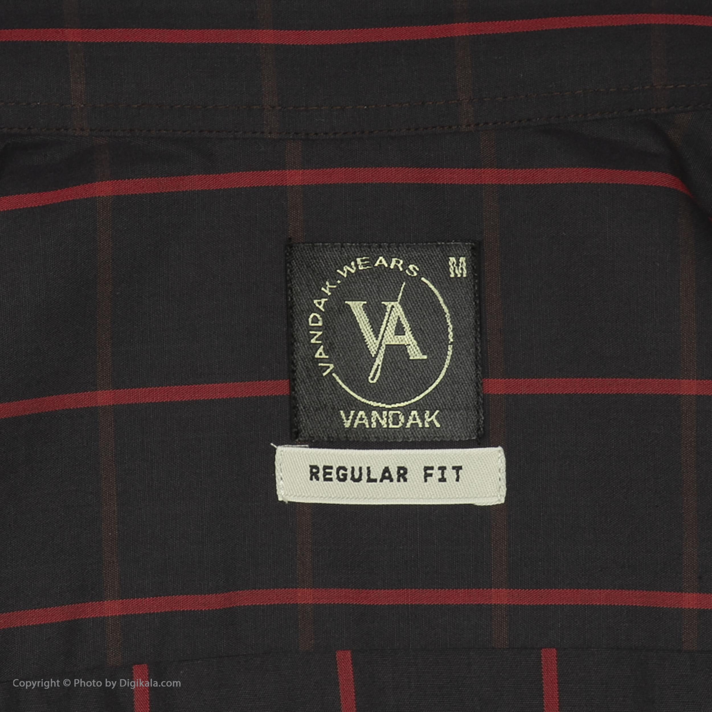 پیراهن آستین بلند مردانه مدل NO.5 main 1 4
