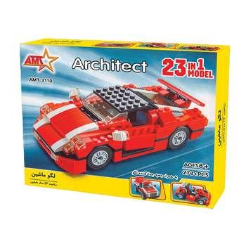ساختنی آوا طرح ماشین مدل AMT3110 کد 1