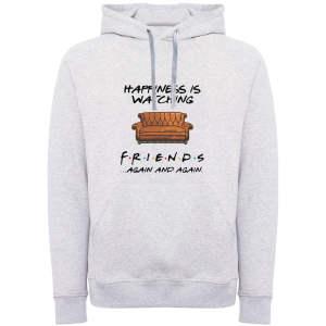 هودی مردانه طرح Friends کد 80007