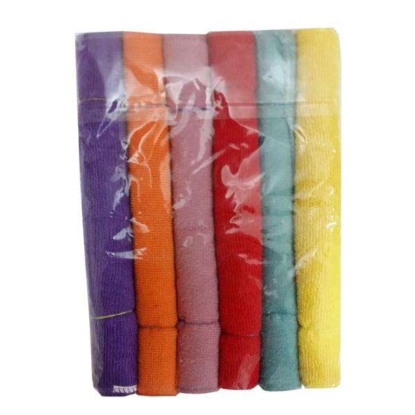 دستمال نظافت مدلتنظیف بسته 6 عددی