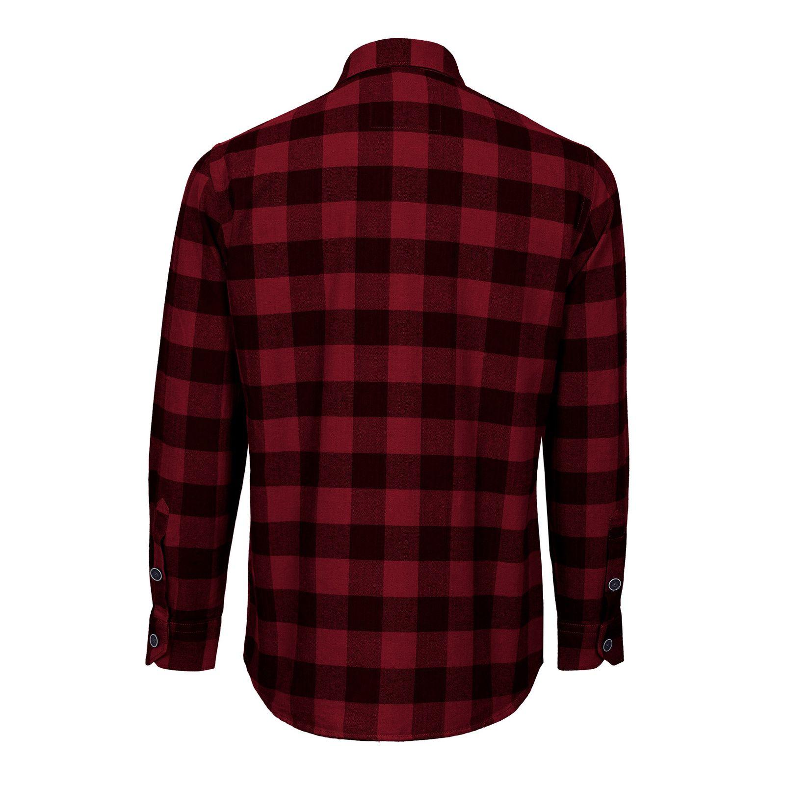 پیراهن آستین بلند مردانه جی تی هوگرو مدل 199525 -  - 2
