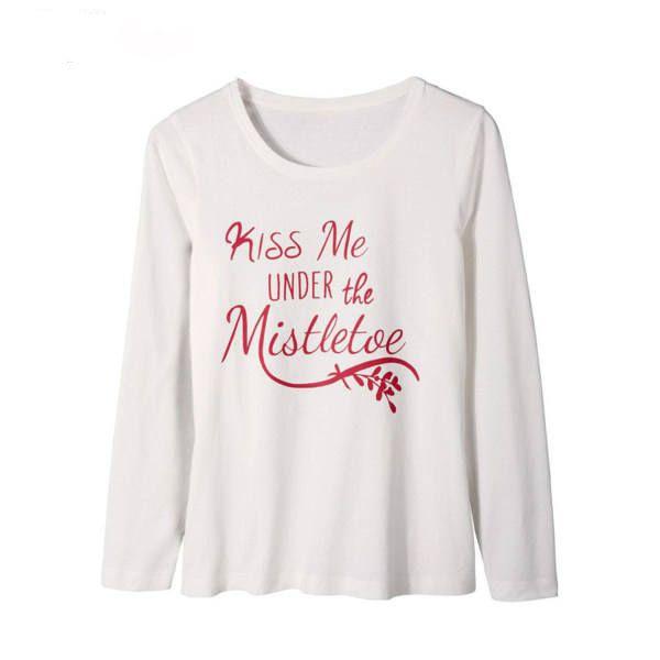تی شرت آستین بلند زنانه اسمارا مدل nek30