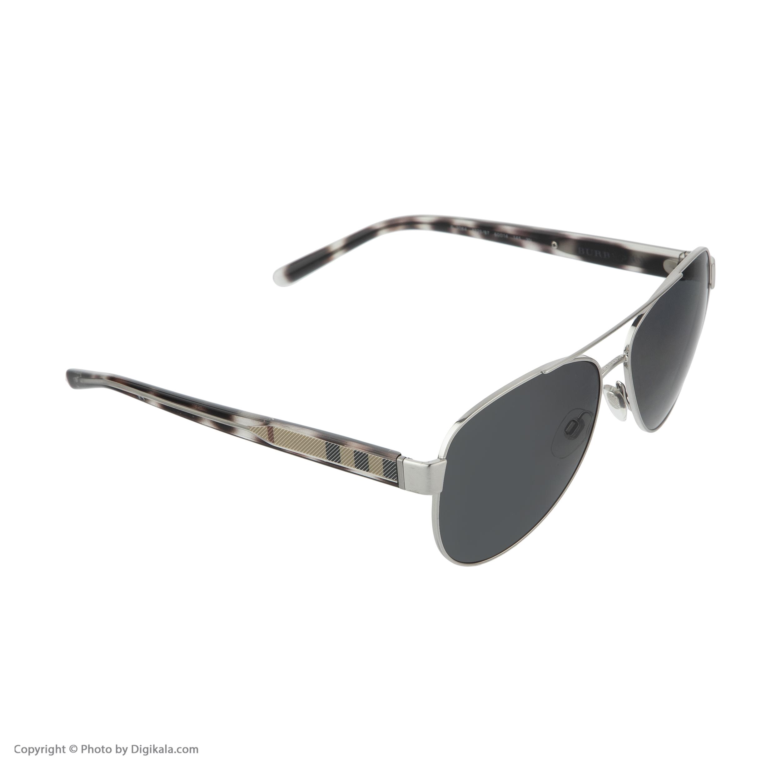 عینک آفتابی زنانه بربری مدل BE 3084S 122987 60 -  - 5