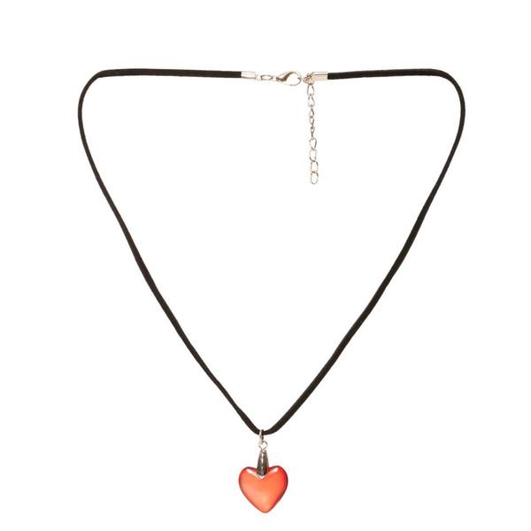 گردنبند دخترانه مدل قلبی کد m 1116