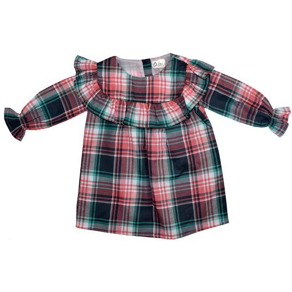 پیراهن دخترانه نیروان مدل 101096 -1