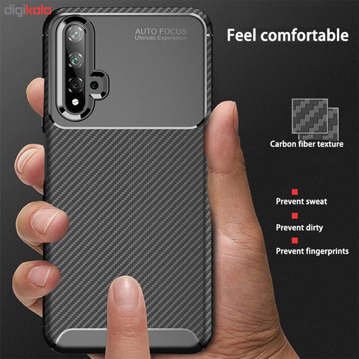 کاور لاین کینگ مدل A21 مناسب برای گوشی موبایل هوآوی Nova 5T thumb 2 13