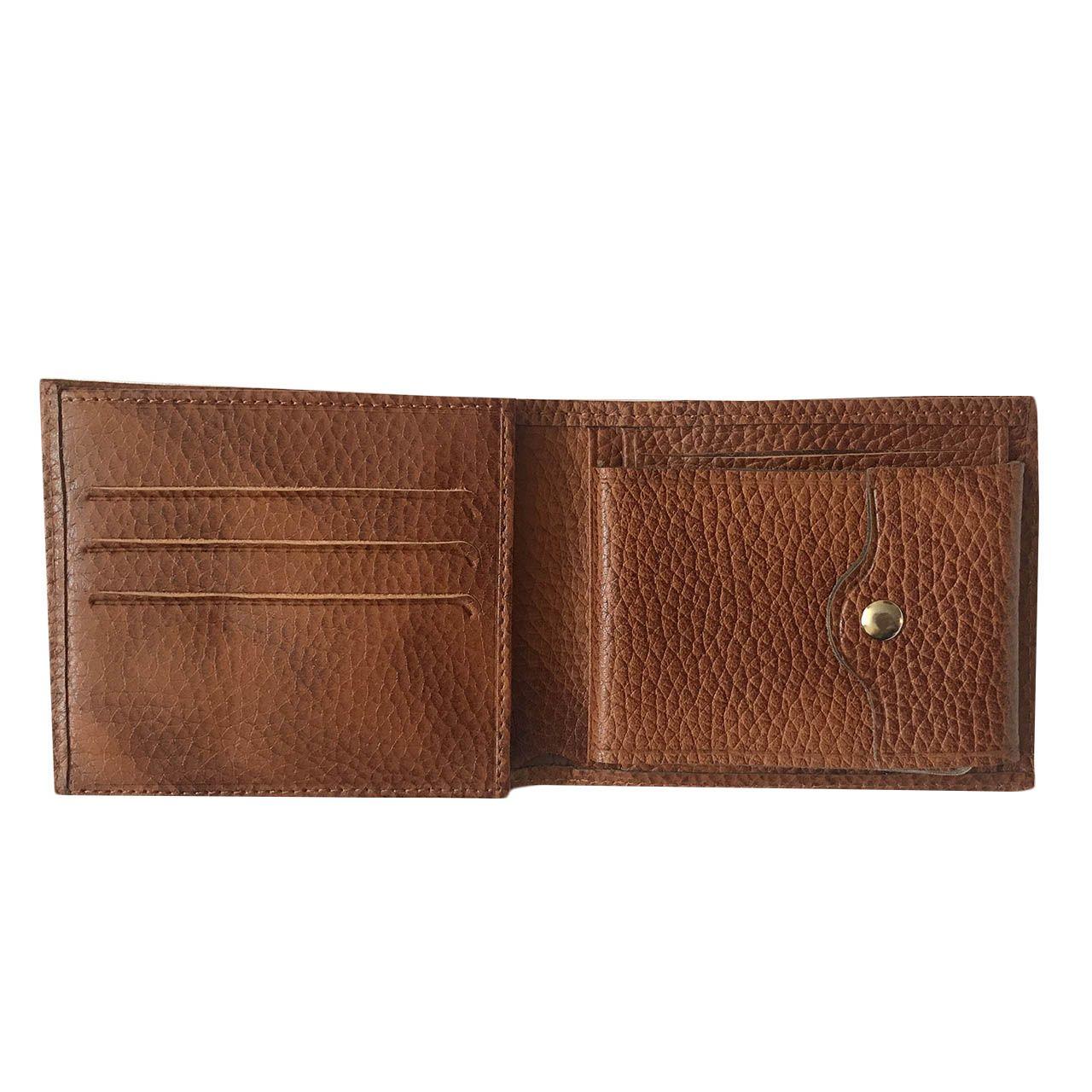 کیف پول مردانه رایا چرم مدل ELIA -  - 3