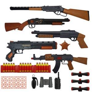 ست تفنگ بازی مدل WW1000