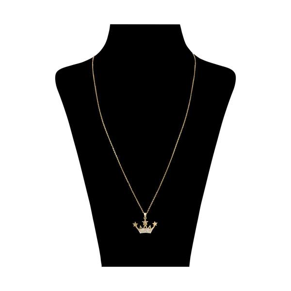 گردنبند طلا 18 عیار زنانه مایا ماهک مدل MM1299