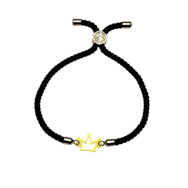 دستبند طلا 18 عیار زنانه گالری مرجان مدل 1062