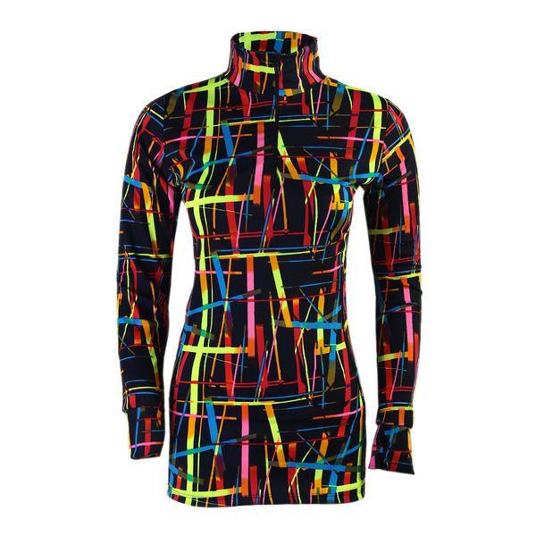 تی شرت آستین بلند ورزشی زنانه مدل N5000 غیر اصل