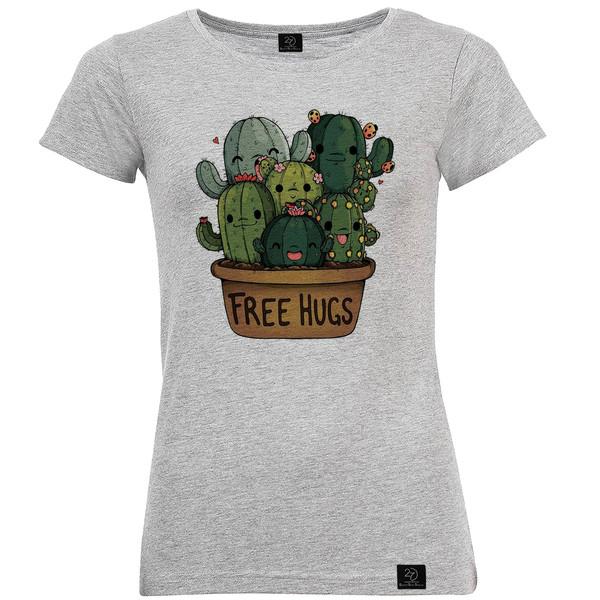 تی شرت زنانه 27 مدل کاکتوس کد M26