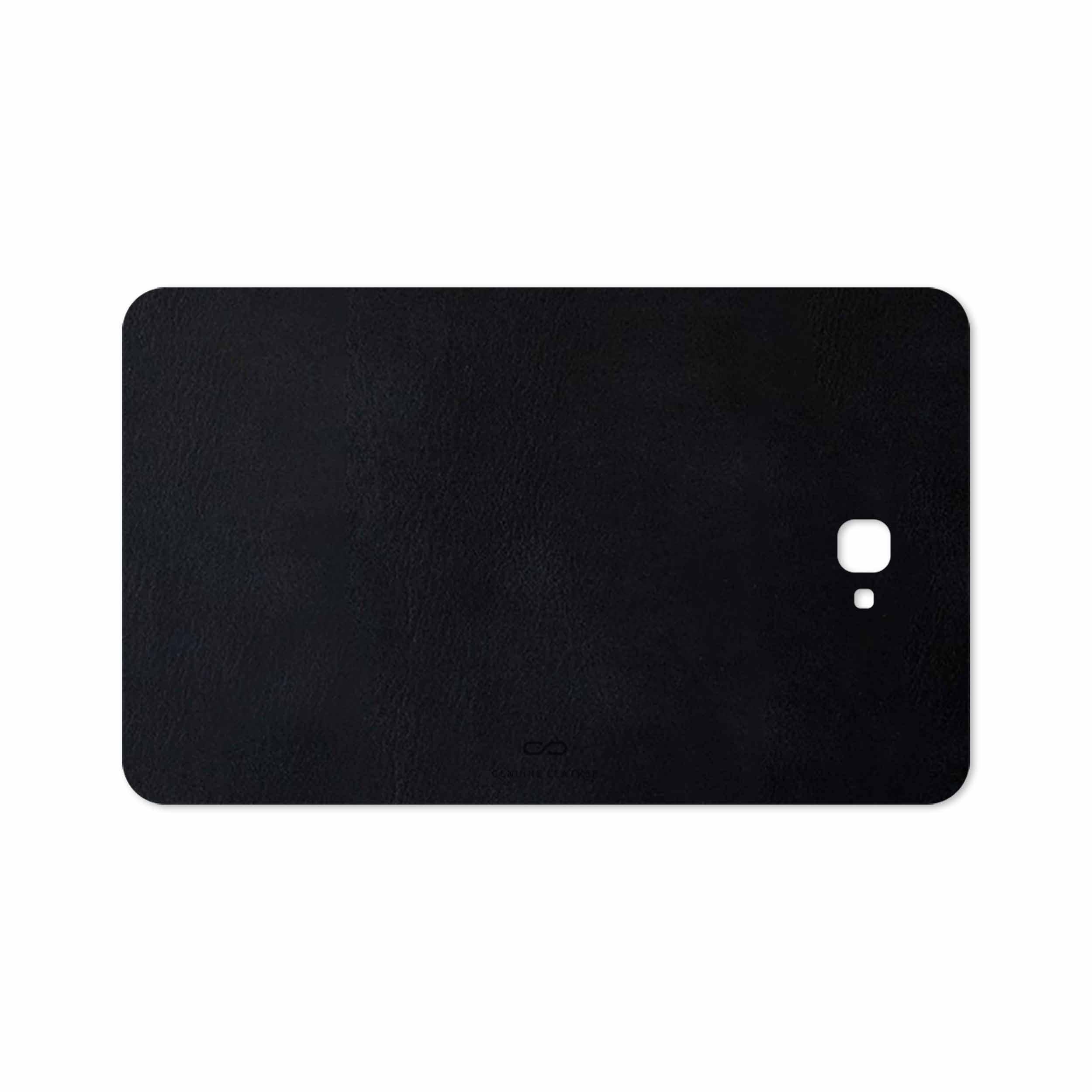 بررسی و خرید [با تخفیف]                                     برچسب پوششی ماهوت مدل Graphite Buffalo Leather مناسب برای تبلت سامسونگ Galaxy Tab A 10.1 2016 T580                             اورجینال