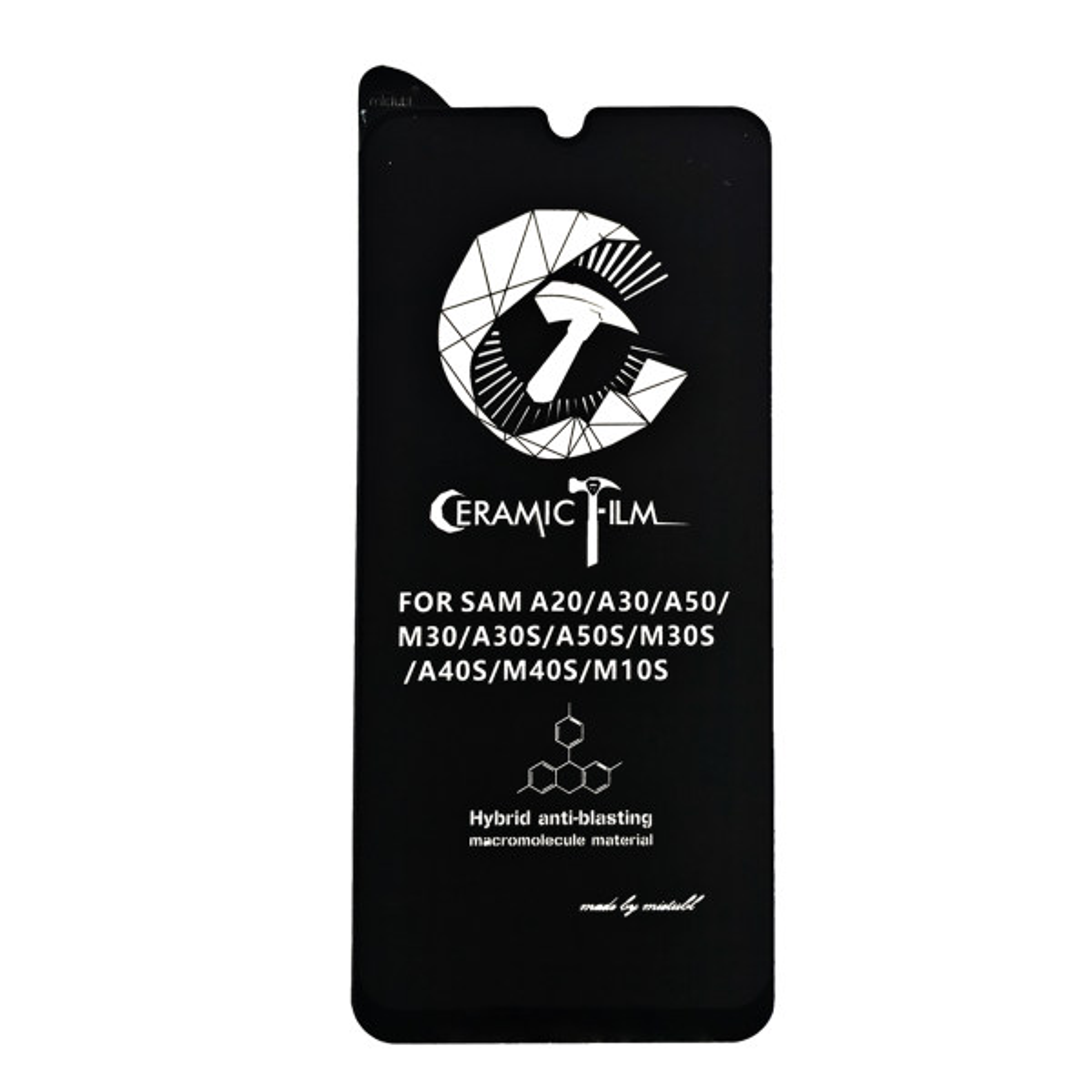 محافظ صفحه نمایش میتوبل مدل Pmma-01 مناسب برای گوشی موبایل سامسونگ Galaxy A50s