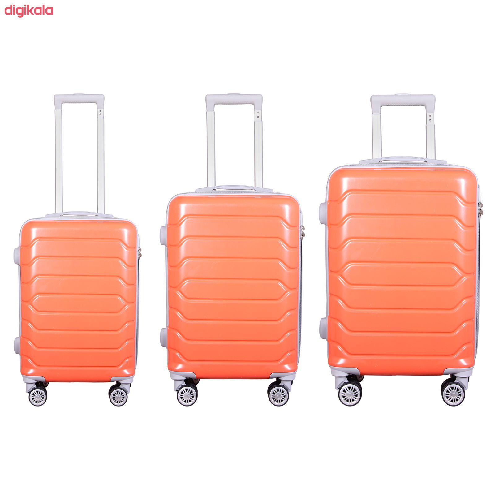 مجموعه سه عددی چمدان مدل 20020 main 1 1